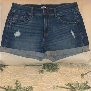 Old Navy Jean Shorts size 4